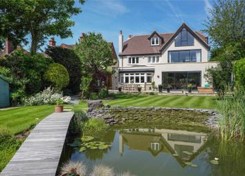 Thumbnail 5 bed detached house for sale in Arbrook Lane, Esher, Surrey