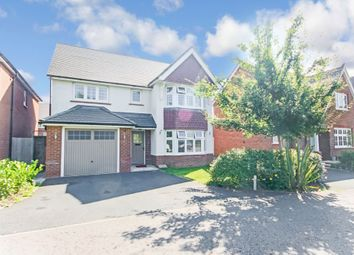 4 bed detached house for sale in Shannon Close, Buckshaw Village, Chorley PR7