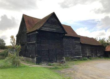 Sleapshyde Barns, Sleapshyde Lane, St. Albans, Hertfordshire AL4. Land for sale