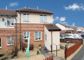 Thumbnail 1 bedroom semi-detached house for sale in Canterbury Drive, Whitleigh