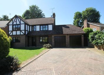 Thumbnail 4 bed detached house for sale in Blake Close, Walmer, Deal