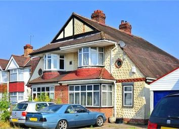 Thumbnail 3 bed semi-detached house for sale in Ewell By Pass, Epsom, Surrey