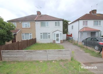 Thumbnail 3 bed semi-detached house for sale in Shenley Road, Borehamwood, Hertfordshire