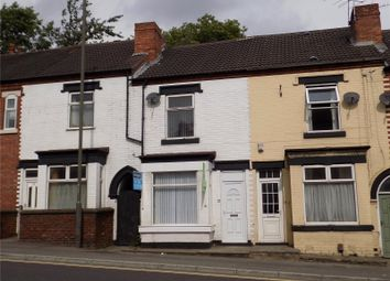 Thumbnail 2 bed terraced house for sale in Manners Road, Ilkeston, Derbyshire