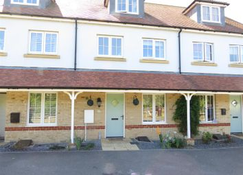 Thumbnail 4 bed town house for sale in Conquest Drive, Hailsham