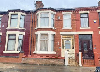 Mauretania Road, Walton, Liverpool L4. 3 bed terraced house for sale