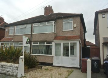 Thumbnail 3 bed semi-detached house for sale in Beechburn Road, Huyton, Liverpool