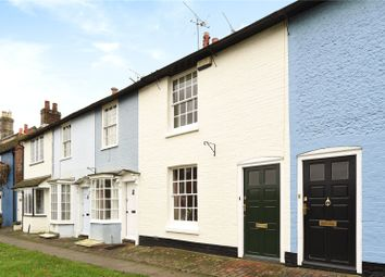 Thumbnail 2 bed terraced house for sale in East Street, Alresford, Hampshire
