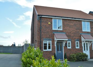 Thumbnail 2 bed semi-detached house for sale in Transporter Way, Longlands, Middlesbrough