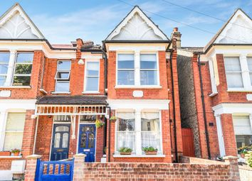 Thumbnail 4 bed end terrace house for sale in York Road, London