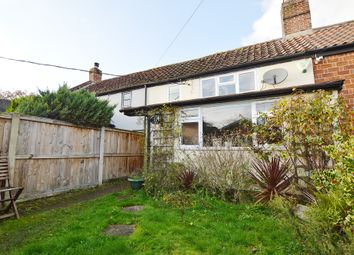 Thumbnail 2 bed terraced house for sale in Brick Kiln Lane, Great Horkesley, Colchester