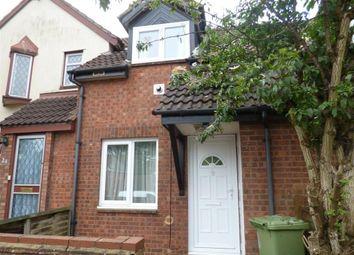 Thumbnail 1 bedroom terraced house to rent in Ormsgill Court, Heelands, Milton Keynes