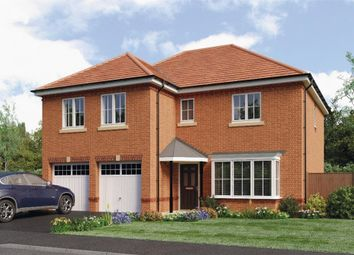 "Thumbnail 5 bedroom detached house for sale in ""Jura"" at Leeds Road, Thorpe Willoughby, Selby"
