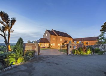 Thumbnail 7 bed property for sale in Bryn Hall Farm, Bradbourne, Derbyshire