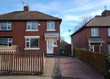 Thumbnail 3 bed semi-detached house for sale in Hadfield Crescent, Ashton-Under-Lyne