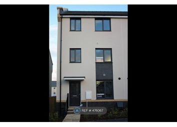 Thumbnail 4 bed semi-detached house to rent in Buttercup Way, Newton Abbot
