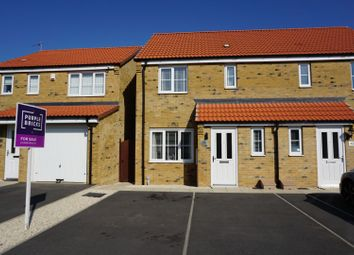 Mirabelle Way, Doncaster DN11. 3 bed semi-detached house