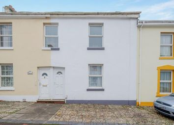 Thumbnail 3 Bed Terraced House For Sale In Plainmoor Torquay Devon