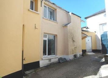 Thumbnail 2 bedroom end terrace house for sale in Vine Cottage, Vine Street, Winkleigh, Devon