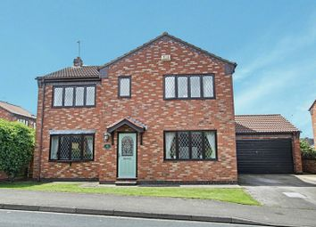 Thumbnail 4 bed detached house for sale in Elm Tree Farm Road, Burstwick, Hull