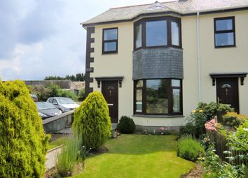 Thumbnail 3 bed end terrace house for sale in Victoria Place, Liskeard