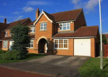 Thumbnail 5 bed detached house for sale in St. Georges Gate, Middleton St. George, Darlington