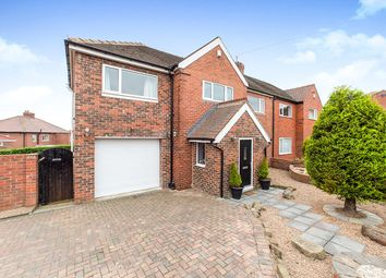 Thumbnail 4 bed semi-detached house for sale in Mount Avenue, Wrenthorpe, Wakefield