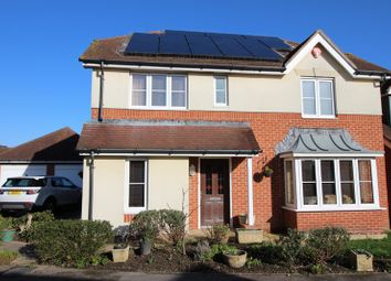 Thumbnail 4 bed detached house for sale in Princess Royal Close, Lymington