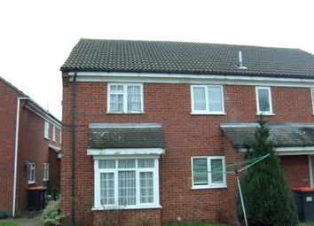 Thumbnail 2 bed property to rent in Ryswick Road, Kempston, Bedford