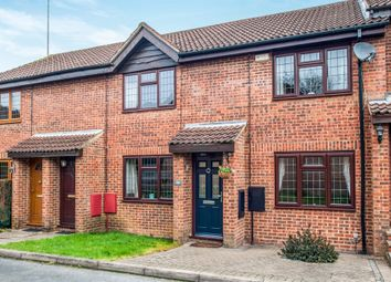 Thumbnail 2 bed terraced house for sale in Crackley Meadow, Hemel Hempstead