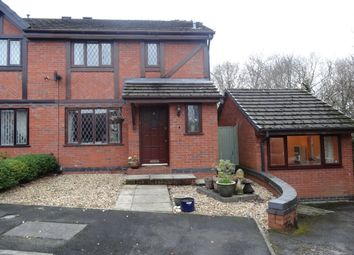 Thumbnail 3 bedroom semi-detached house for sale in Plumtree Close, Fulwood, Preston