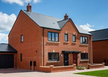 Thumbnail 3 bed semi-detached house for sale in The Paddocks, Lightmoor Village, Telford