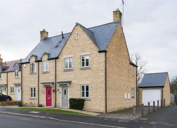 Thumbnail 3 bedroom semi-detached house for sale in Barnsley Way, Bourton-On-The-Water, Cheltenham
