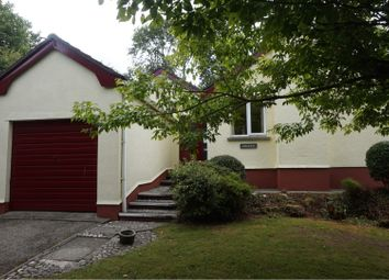 Thumbnail 5 bed detached bungalow for sale in Limes Lane, Liskeard