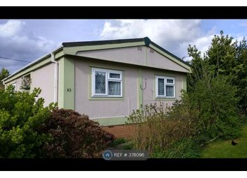 Thumbnail 3 bed mobile/park home to rent in Quedgeley Park, Gloucester