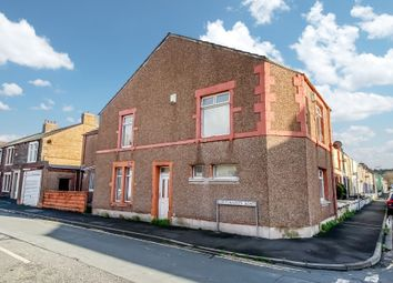 Thumbnail 3 bed end terrace house for sale in 100 Victoria Road, Workington, Cumbria