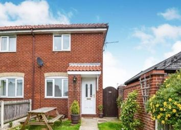 Thumbnail 1 bed semi-detached house to rent in Back Street, Fakenham
