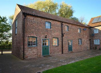 Thumbnail 2 bed barn conversion for sale in Barn Hill, Howden