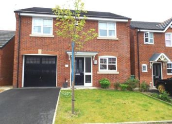 Thumbnail 4 bedroom detached house for sale in Cotton Mills Drive, Hyde, Greater Manchester