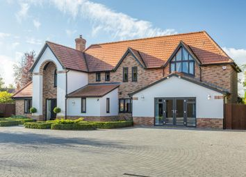 Thumbnail 4 bed detached house for sale in Church Road, Beyton, Bury St. Edmunds