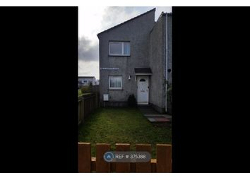 Thumbnail 2 bed end terrace house to rent in Corseford Avenue, Johnstone