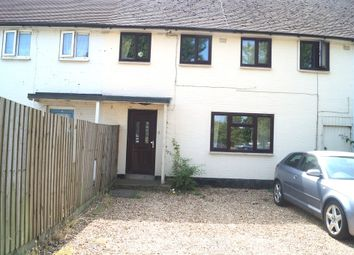Thumbnail 4 bed terraced house to rent in Foster Road, Trumpington, Cambridge