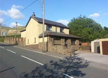 Thumbnail 5 bed detached house for sale in Stormy Lane, Nantymoel, Bridgend.