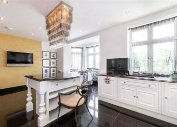 Thumbnail 3 bed flat to rent in Palace Court, 250 Finchley Road, London