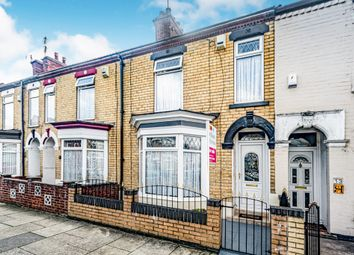 3 bed terraced house for sale in Summergangs Road, Hull HU8