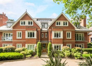 Thumbnail 2 bed flat for sale in Gower House, Gower Road, Weybridge, Surrey
