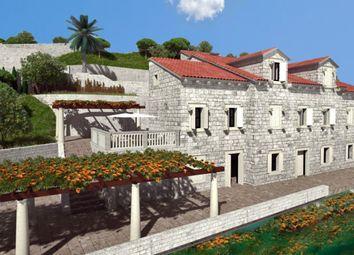 Thumbnail Land for sale in Kotor, Perast, Kotor, Perast, Montenegro