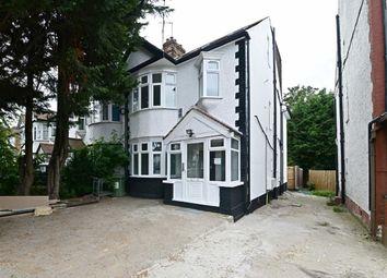 Thumbnail 1 bed flat to rent in Watford Way, Hendon, London