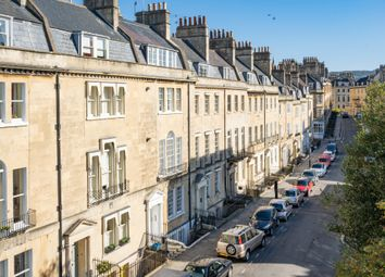 Thumbnail 3 bed flat for sale in Catharine Place, Bath