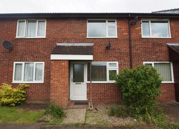 Thumbnail 2 bedroom terraced house to rent in Hobart Close, Wymondham, Norfolk